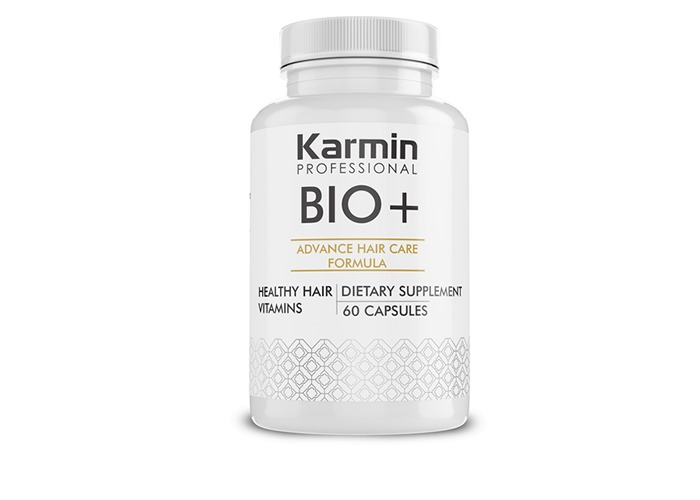 Karmin BIO+ Natural Healthy Hair Vitamins